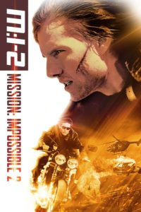 """Poster for the movie """"Mission: Impossible II"""""""