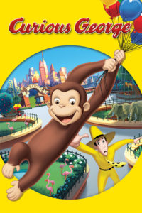 "Poster for the movie ""Curious George"""