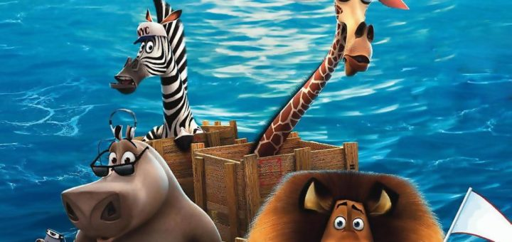 "Poster for the movie ""Madagascar"""