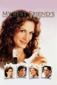 """Poster for the movie """"My Best Friend's Wedding"""""""