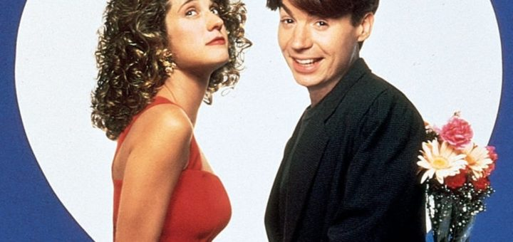 """Poster for the movie """"So I Married an Axe Murderer"""""""