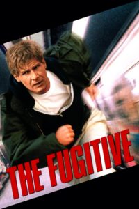 "Poster for the movie ""The Fugitive"""