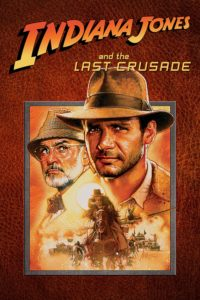 """Poster for the movie """"Indiana Jones and the Last Crusade"""""""