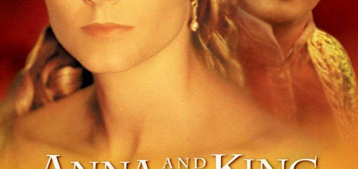 "Poster for the movie ""Anna and the King"""
