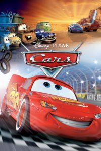 "Poster for the movie ""Cars"""