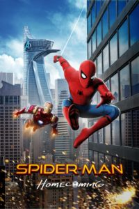 "Poster for the movie ""Spider-Man: Homecoming"""