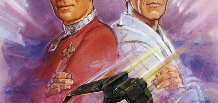 """Poster for the movie """"Star Trek IV: The Voyage Home"""""""
