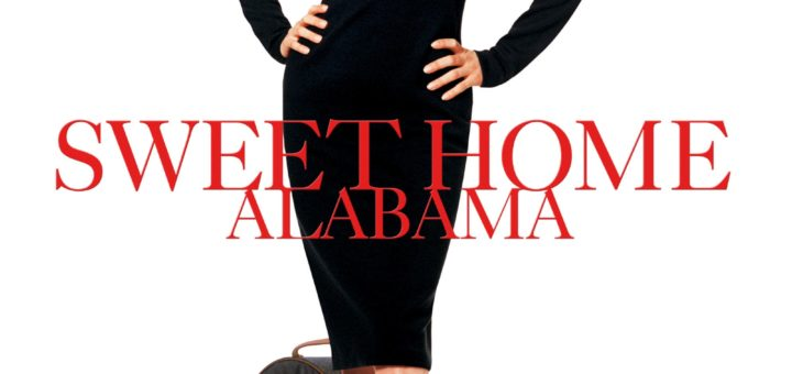 "Poster for the movie ""Sweet Home Alabama"""