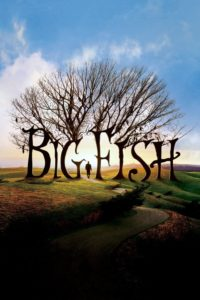 "Poster for the movie ""Big Fish"""