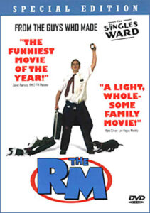 "Poster for the movie ""The R.M."""