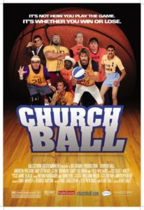 "Poster for the movie ""Church Ball"""