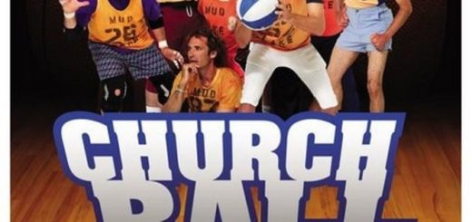 """Poster for the movie """"Church Ball"""""""