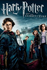 "Poster for the movie ""Harry Potter and the Goblet of Fire"""