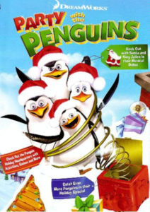 "Poster for the movie ""Party with the Penguins"""