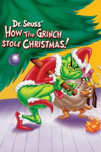 "Poster for the movie ""How the Grinch Stole Christmas!"""