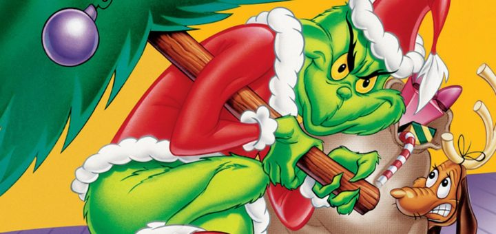 """Poster for the movie """"How the Grinch Stole Christmas!"""""""