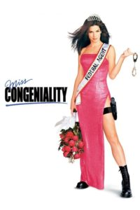 """Poster for the movie """"Miss Congeniality"""""""