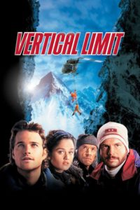 "Poster for the movie ""Vertical Limit"""