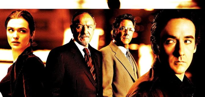 """Poster for the movie """"Runaway Jury"""""""