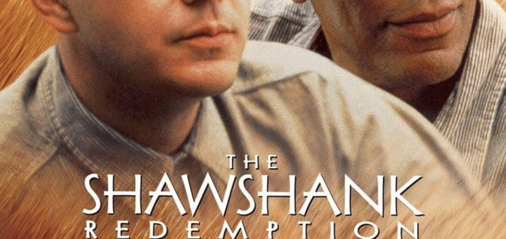 "Poster for the movie ""The Shawshank Redemption"""