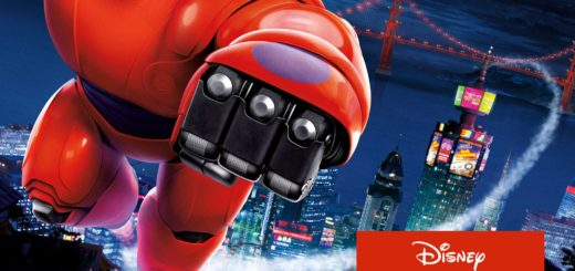 "Poster for the movie ""Big Hero 6"""