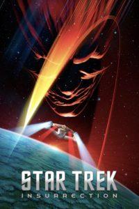 """Poster for the movie """"Star Trek: Insurrection"""""""