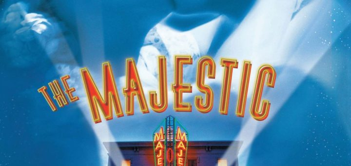 """Poster for the movie """"The Majestic"""""""