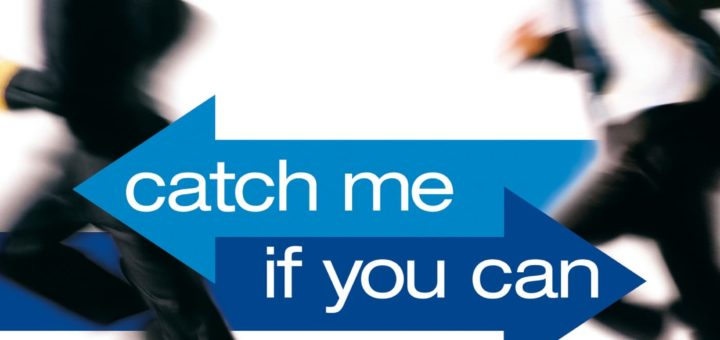 """Poster for the movie """"Catch Me If You Can"""""""