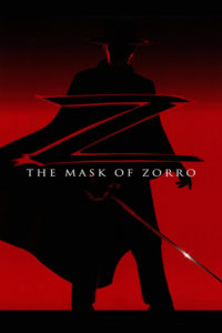 """Poster for the movie """"The Mask of Zorro"""""""