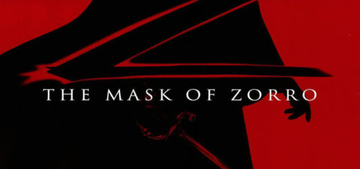 "Poster for the movie ""The Mask of Zorro"""