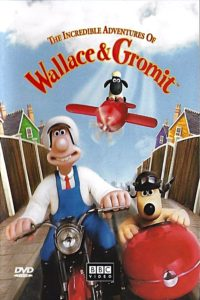 "Poster for the movie ""The Incredible Adventures of Wallace & Gromit"""