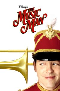 "Poster for the movie ""The Music Man"""