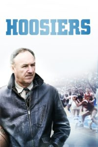 "Poster for the movie ""Hoosiers"""
