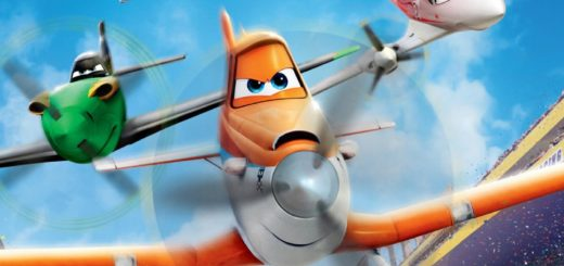 "Poster for the movie ""Planes"""