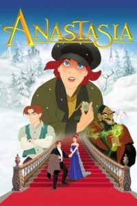 "Poster for the movie ""Anastasia"""