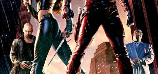 "Poster for the movie ""Daredevil"""