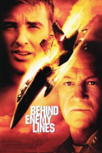 "Poster for the movie ""Behind Enemy Lines"""
