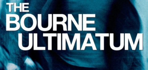 "Poster for the movie ""The Bourne Ultimatum"""