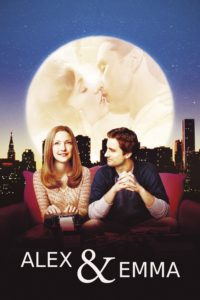 "Poster for the movie ""Alex & Emma"""