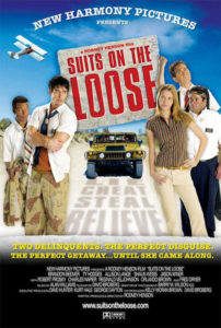 """Poster for the movie """"Suits on the Loose"""""""