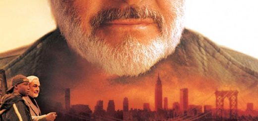"Poster for the movie ""Finding Forrester"""