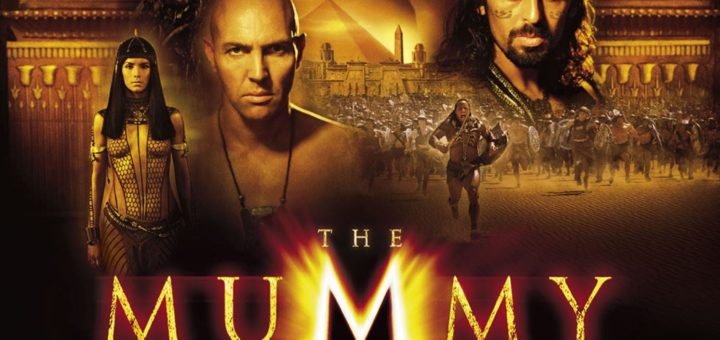 "Poster for the movie ""The Mummy Returns"""