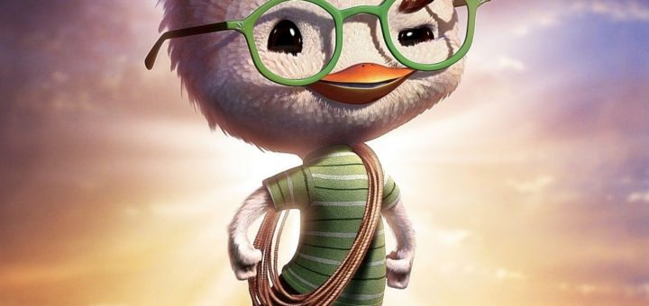 "Poster for the movie ""Chicken Little"""