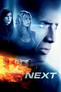 """Poster for the movie """"Next"""""""