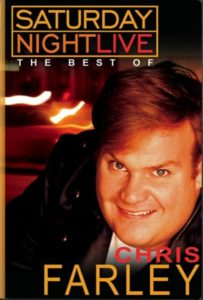 "Poster for the movie ""Saturday Night Live: The Best of Chris Farley"""