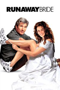 """Poster for the movie """"Runaway Bride"""""""