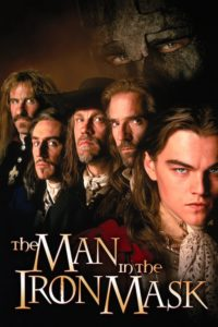 """Poster for the movie """"The Man in the Iron Mask"""""""