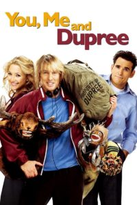"Poster for the movie ""You, Me and Dupree"""