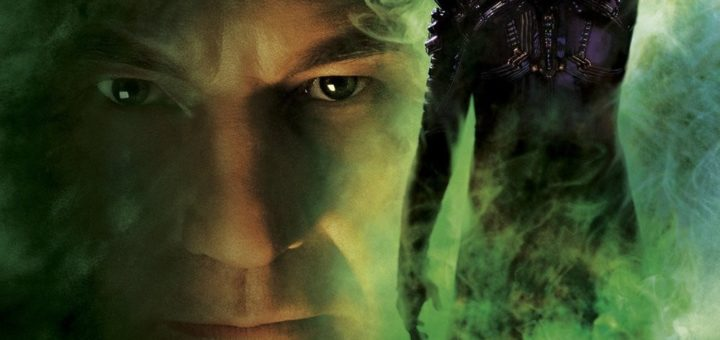 "Poster for the movie ""Star Trek: Nemesis"""