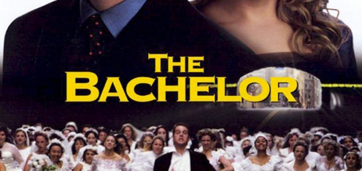 """Poster for the movie """"The Bachelor"""""""